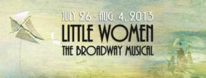 SecondStory Rep to Present LITTLE WOMEN, 7/26-8/4