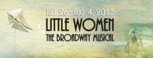 SecondStory Rep to Present LITTLE WOMEN, 7/26-8/4