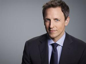 BREAKING: Seth Meyers Named Host of 66TH PRIMETIME EMMY AWARDS