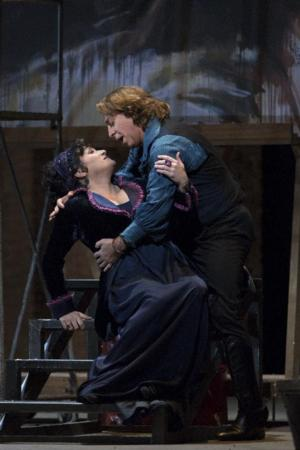 Puccini's Classic 'Tosca' Set for GREAT PERFORMANCES AT THE MET, 3/9