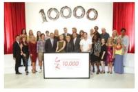THE YOUNG AND THE RESTLESS Celebrates 10,000th Episode 9/27