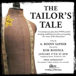 Kim Bodnia to Direct THE TAILOR'S TALE for SATC, Beg. 1/27