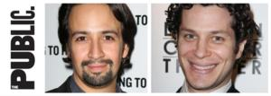 Official: HAMILTON, Written by and Starring Lin-Manuel Miranda, Set for Public Theater's 2014-15 Season