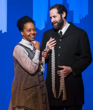 BWW Review: INTIMATE APPAREL Shows a Colorful View of Social Stratification