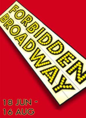 Casey, Dann and More Cast In Chocolate Factory's FORBIDDEN BROADWAY, From June 2014