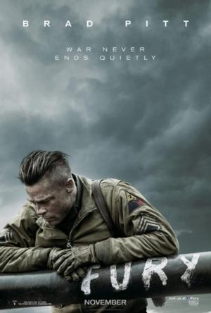 Sony Moves Up WWII Epic FURY, Starring Brad Pitt, to October