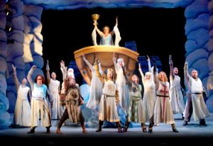 BWW Reviews: Theatre By the Sea Summer Ends with Splendid SPAMALOT