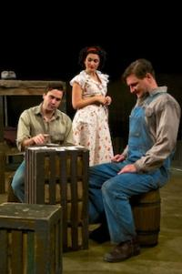 BWW Reviews: Pioneer Theatre's OF MICE AND MEN is Raw, Compelling Drama