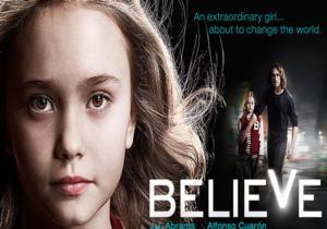 NBC's BELIEVE Retains 92% of Prior Week's Numbers