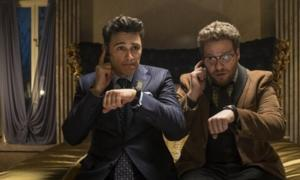 Sony Shifts James Franco & Seth Rogen Comedy THE INTERVIEW to Christmas Day