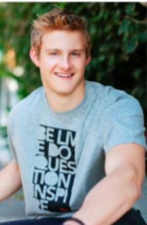 RYU'S New Campaign Features Hunger Games' Star Alexander Ludwig