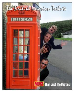Morris Museum to Host BRITISH INVASION TRIBUTE Concert, 4/5
