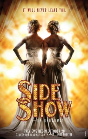 Universal Pictures Signs on as Producer for Broadway's SIDE SHOW