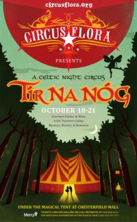 BWW Reviews: Circus Flora's A CELTIC NIGHT CIRCUS - TIR NA NOG