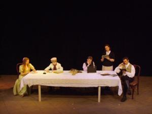 BWW Reviews: Westport Community Theatre Explores The Past and Present in Tom Stoppard's ARCADIA