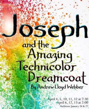 The Stage at Island Park Presents JOSEPH AND THE AMAZING TECHNICOLOR DREAMCOAT, 4/4