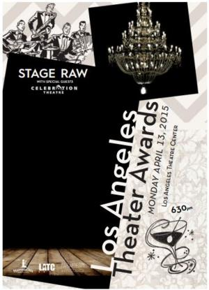 STAGE RAW Announces First Ever Nominations, April 13 at LA Theater Center