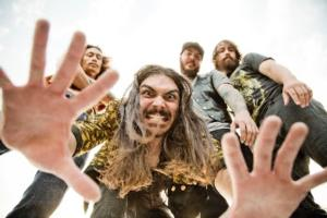 Crobot Set to Release Self-Titled EP, On Tour with Kyng and Kill Devil Hill