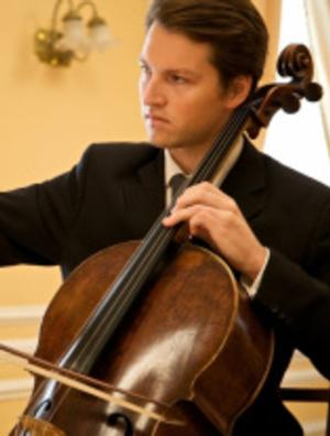 Wyoming Symphony Orchestra Presents CELLO MADNESS with Adrian Daurov, 3/22