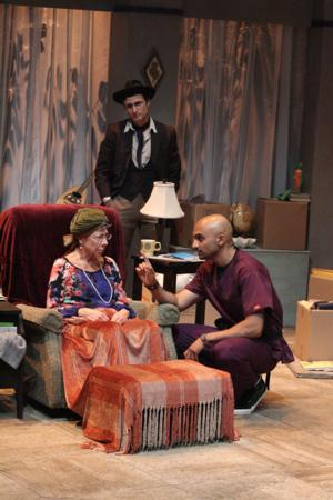 The Falcon Theatre Extends Run of THE LAST ACT OF LILKA KADISON, Now Through 4/27