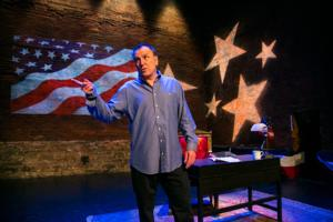 Colin Quinn's UNCONSTITUTIONAL Comes to The Colonial, 2/16