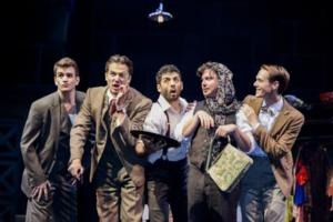 Review Roundup: Alliance Theatre's HARMONY