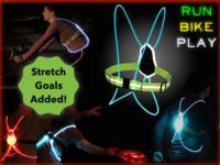 Noxgear's Fiber Optic Vests Offer Nighttime Safety for Athletes