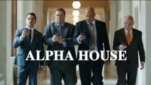 Amazon Studios Greenlights Season 2 of Original Comedy Series ALPHA HOUSE