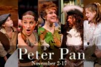 PETER PAN Continues At Woodbury's Arts Center of Cannon County Through 11/17