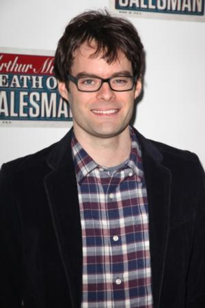 Bill Hader in Talks to Join Judd Apatow's TRAINWRECK