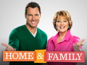 Hallmark Channel Announces HOME AND FAMILY Sweepstakes
