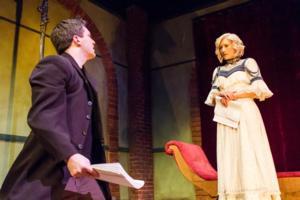 Performance Network Theatre Extends VENUS IN FUR Through 4/13