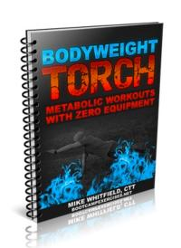 Bodyweight Torch Program Reveals Prisoner Jump Squat Video