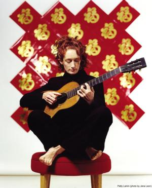 Singer/Songwriter Patty Larkin to Play the Lincoln, 4/25