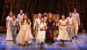 Fiasco Theater's INTO THE WOODS Extends Through August at The Old Globe