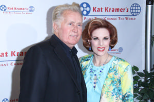 Martin Sheen & More Attend Opening Night of 7th Annual Kat Kramer's Films That Change the World
