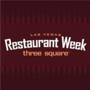 Las Vegas Restaurant Week to Return Aug 22-28