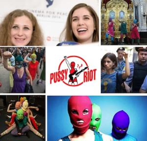 Pussy Riot's Nadya and Masha to Attend L.A. Filmscreening, 4/6