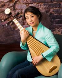 Classical Ensemble The Knights to Perform with Pipa Player Wu Man, 2/20