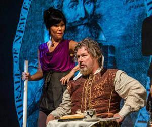 CAPT. JOHN SMITH GOES TO UKRAINE Extends Through 3/14 at La MaMa