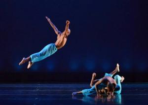 CCBC Dance Company Performs Its Spring Dance Concert Today