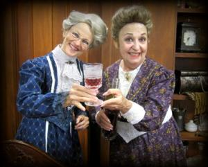 Super Summer Theatre Brings ARSENIC AND OLD LACE to Spring Mountain Ranch State Park Tonight