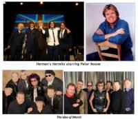 Herman's Hermits, Starring Peter Noone, and Ides of March Set for Paramount Theatre, 5/18