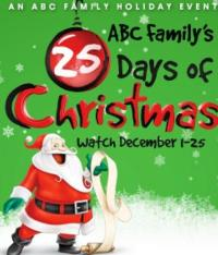 ABC Family's '25 Days of Christmas' to Begin 12/1