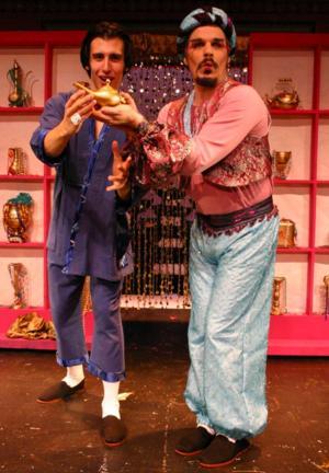 Downtown Cabaret Children's Theatre's ALADDIN Begins Today