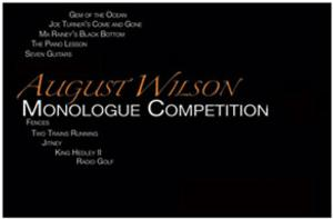 5th Annual August Wilson Monologue Competition Chicago Finals Set for Goodman Theatre, 3/10
