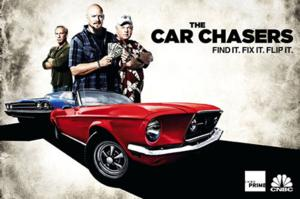 CNBC Prime & THE CAR CHASERS Launch Custom Mustang Sweepstakes