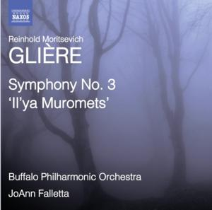 BBC Music Magazine Selects Buffalo Philharmonic Orchestra's IL'YA MUROMETS, as 'Pick of the Month'