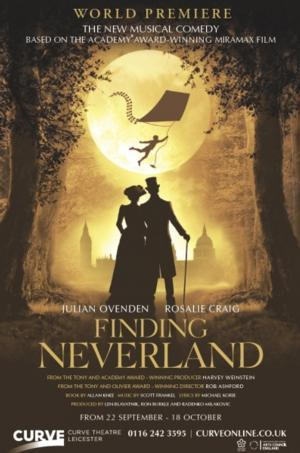 Revamped FINDING NEVERLAND to Receive 2014 Workshop in New York City