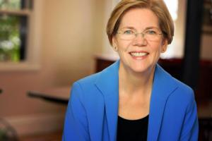 Sen. Elizabeth Warren to Make 'LATE SHOW' Debut Next Week